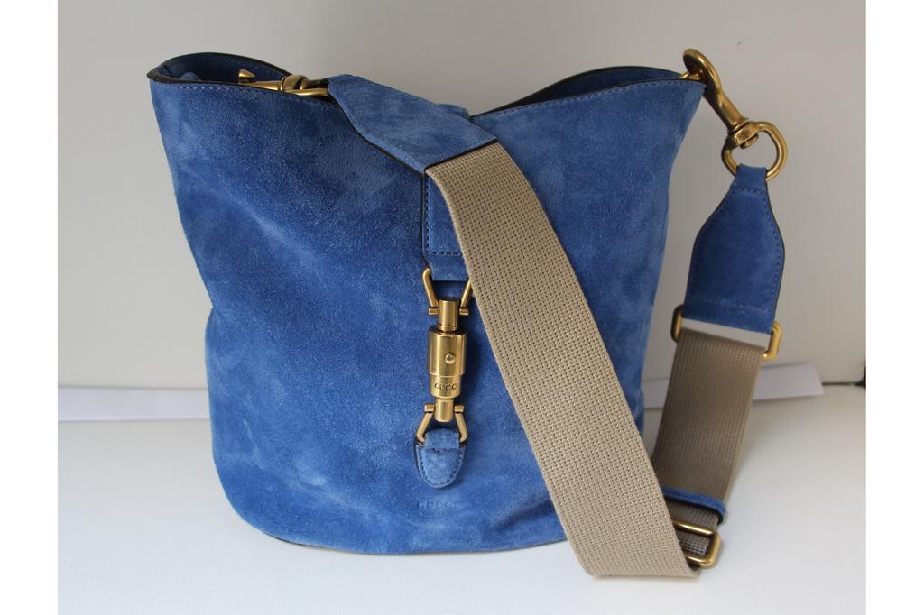 225c9d1498 Secchiello Gucci: Borsa modello Jackie Soft | Via dei Gioielli